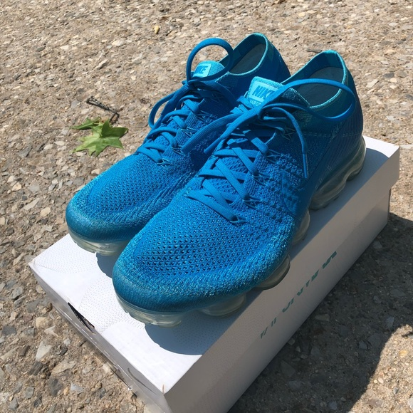 "purchase cheap 07679 12e11 Air VaporMax Flyknit ""blue Orbit"""